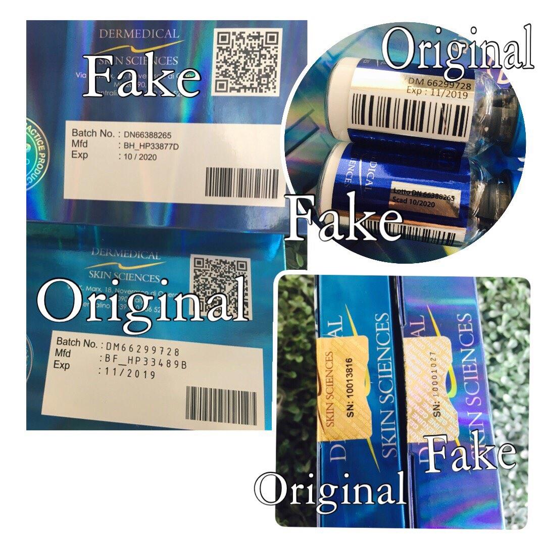 Beware On Fake Glutax 5gs Micro Advance Glutathione Philippines 23000gk